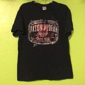 Jason Aldean concert tee